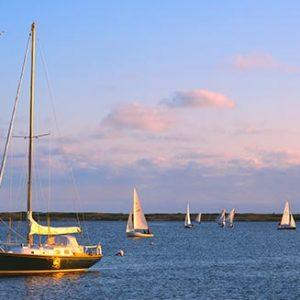 Sunset Sail, Stage Harbor