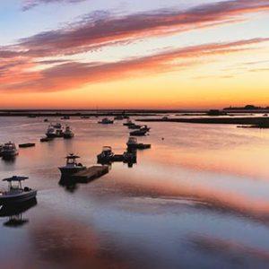 North River Dawn